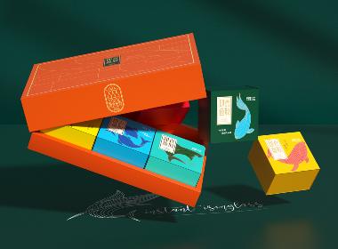 即食鱼胶×九号设计丨Packing Design