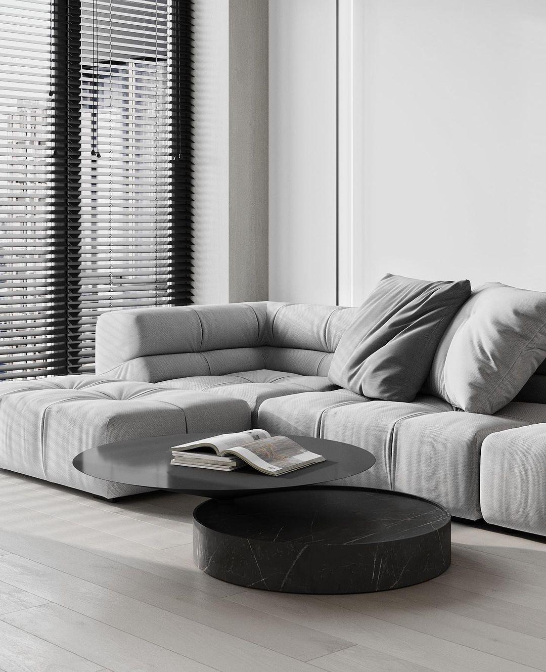 极简主义空间:干净、简约、质朴之间取得平衡 | NEENDESIGN 尼恩设计