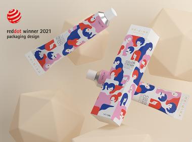 左和右创意 X 2021德国红点奖 X 美琦娜   Young年轻,从头开始!