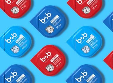 口香糖包裝設計