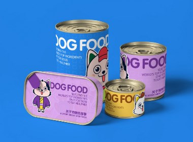 喜旺狗粮 | 品牌设计 | a story about dog food