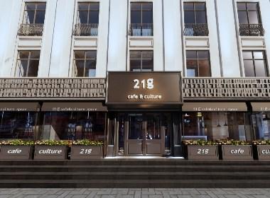 鱼骨设计-21g cafe