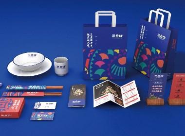 餐饮品牌vi设计《三岔口》——川贵豆腐乌江鱼