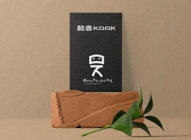 vi设计  酷客KOOK品牌