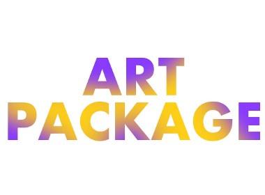 包装 壁画 广告集