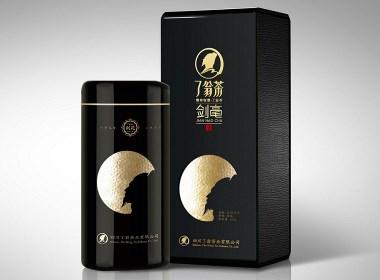 茶叶包包装设计×了翁茶