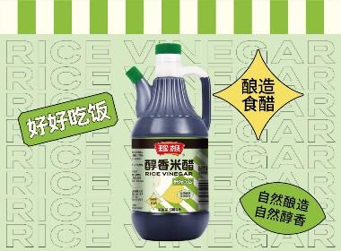 珍极醇香米醋、料酒 丨 CALLBACK.DESIGN 超表达设计