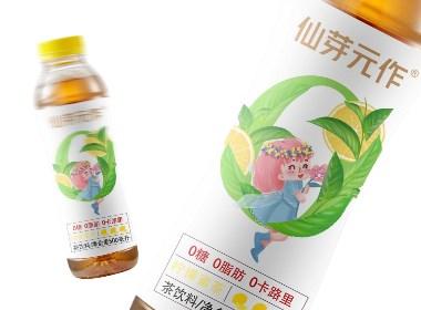 茶饮料包装设计