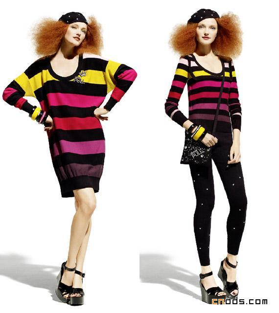H&M的Sonia Rykiel 之春插图