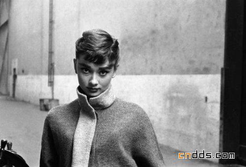 时尚圈传奇美女赫本 揭秘从未公开的生活照(上)插图