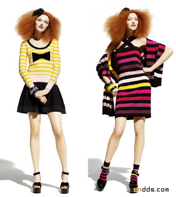 H&M的Sonia Rykiel 之春插图(1)