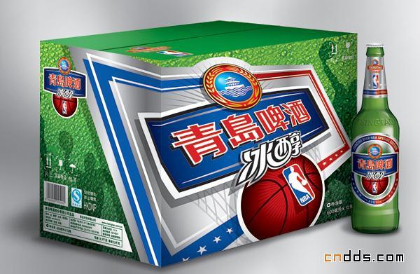 """青岛冰醇品牌重新定位为""""运动""""啤酒插图"""