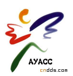 2010亚洲青年动漫大赛logo设计图片
