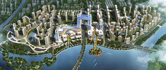 临安滨湖新城岸线景观概念设计竞赛公告