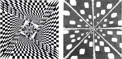 聊聊平面构成中的点线面