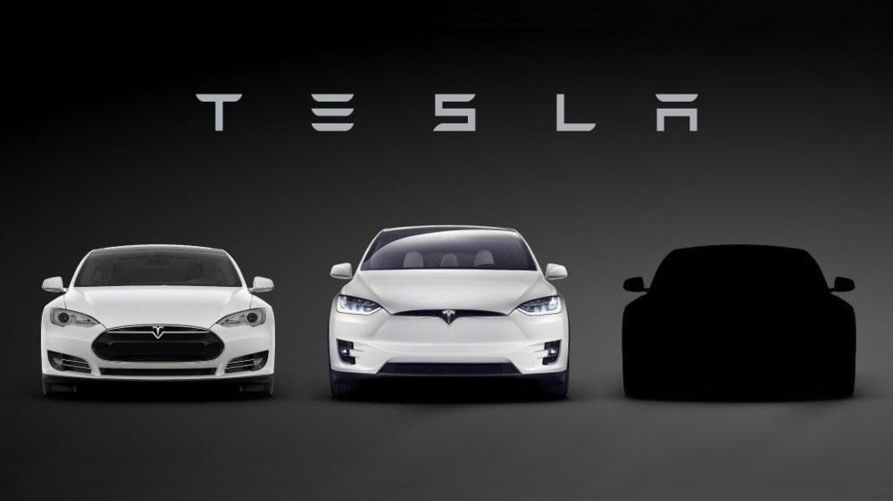特斯拉汽车品牌形象