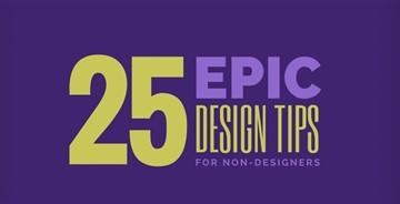 25条史诗级平面设计技巧