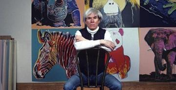 波普艺术的奠定者--安迪  沃霍尔