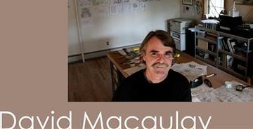 建筑师插图大卫・麦考利