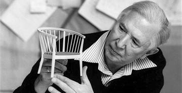 20世纪最伟大的家具设计师汉斯.维纳