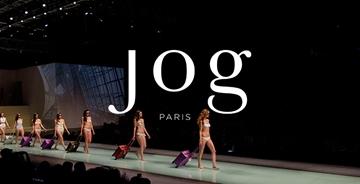 法国高端泳装品牌JOG发布全新logo