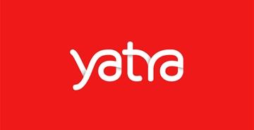 印度知名在线旅游社Yatra.com更换新LOGO