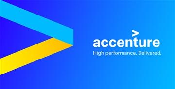 跨国管理咨询公司埃森哲(Accenture)启用新LOGO