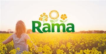 联合利华旗下品牌Rama更换新LOGO和新包装