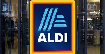 德国连锁超市Aldi进军中国市场宣布更换新Logo