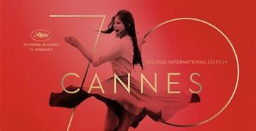 第70届戛纳电影节海报和形象设计发布