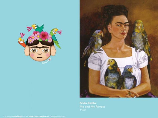 弗里达·卡罗(Frida Kahlo )画了55副自画像 (2).jpg