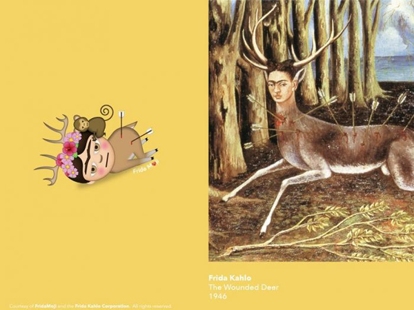 弗里达·卡罗(Frida Kahlo )画了55副自画像 (6).jpg