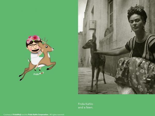 弗里达·卡罗(Frida Kahlo )画了55副自画像 (3).jpg