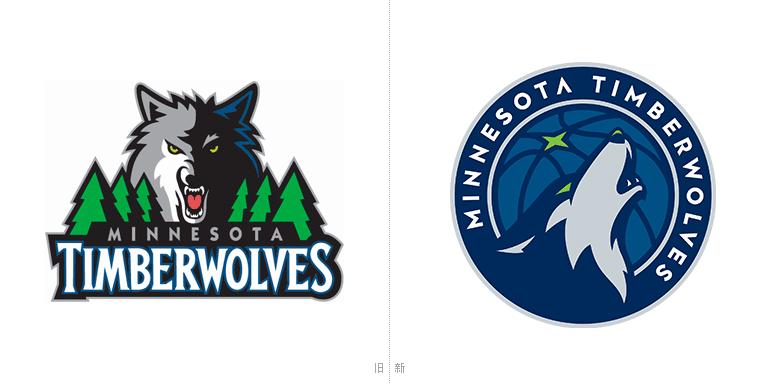 NBA森林狼新旧LOGO对比.png