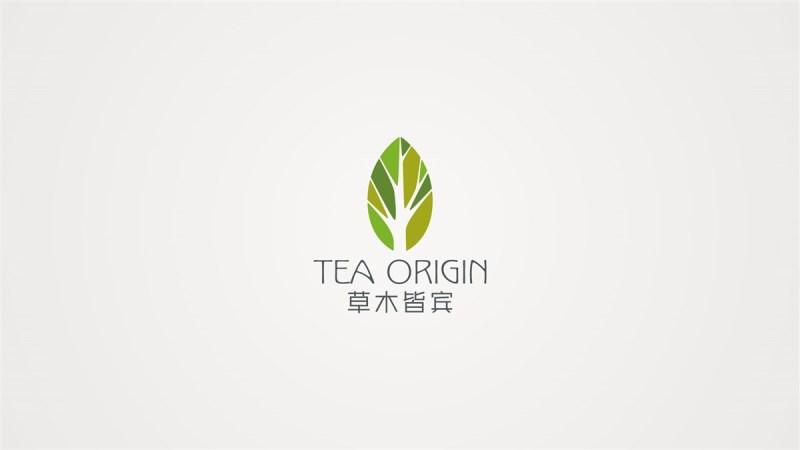 草木皆宾花草茶项目logo设计.jpg