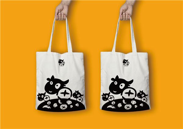 牛小菇香菇酱手提袋设计.jpg