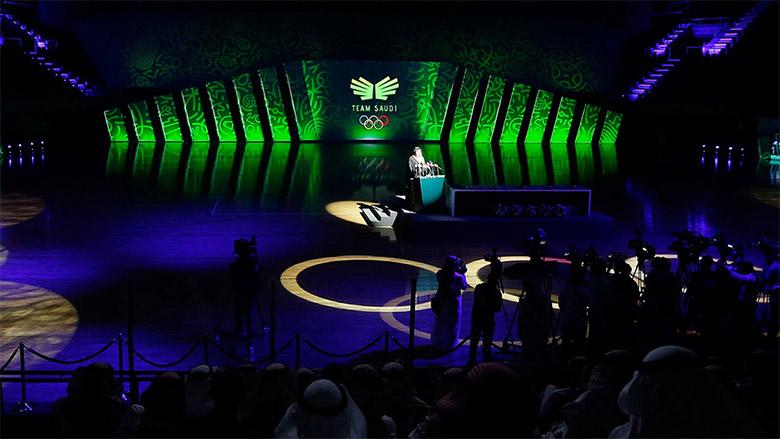 沙特阿拉伯奥委会(KSA)新LOGO现场图.jpg