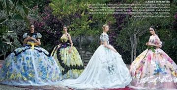 Dolce & Gabbana 亚洲举办高定秀,最神秘的高定