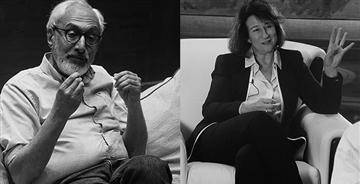 与国际设计大师大卫·格罗斯曼、路易莎·波切托的对话