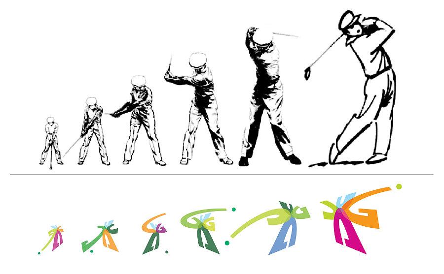 CAGC中国业余高尔夫球冠军赛品牌logo设计思路.jpg