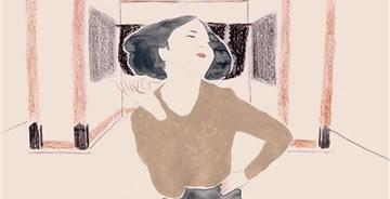 跟着日本艺术家ShiShi Yamazaki的作品一起跳舞