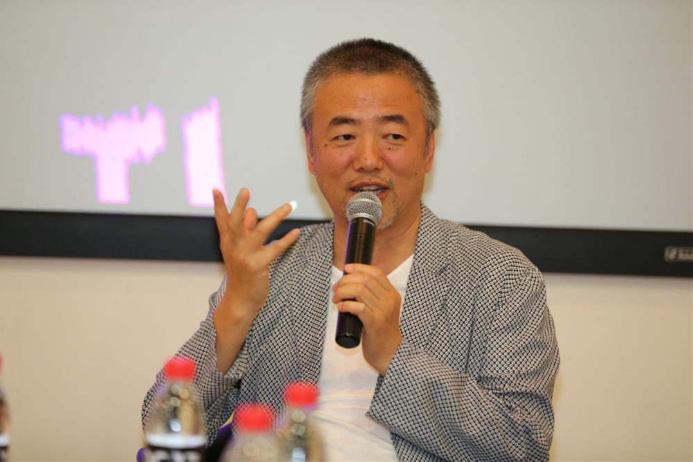 首场GDC Voice邀请到韩家英、刘华智、熊超三位嘉宾1.JPG