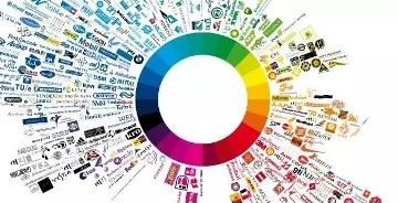 自古红蓝出CP,为什么品牌们设计都爱这两种颜色?