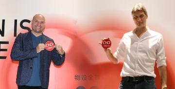 Tobia、Thomas:令人意外的中国设计发展速度