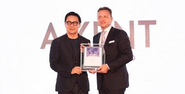 梁志天宣布恩仕成为IFI全球资源委员会合作品牌