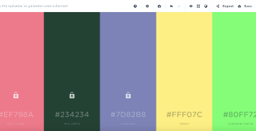 从这些工具开始,在设计时更科学地搞定配色!