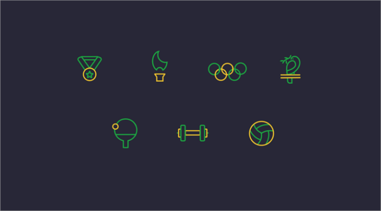 用原理图标法做品牌v原理,高级UI设计师的基因程序设计微图片