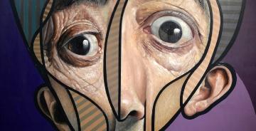 Belin 巴黎个展「Post Neo Cubism」