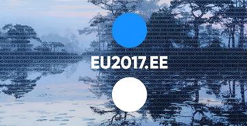 爱沙尼亚担任2017年下半年欧盟轮值主席国LOGO发布