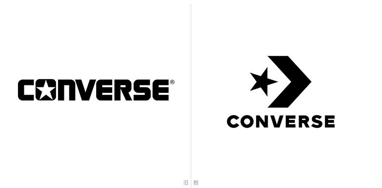 匡威(Converse)新旧LOGO.png